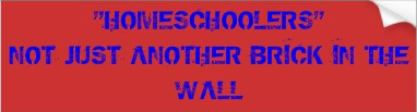 """Homeschoolers"" Not just another brick in the wall"